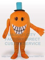 Wholesale Costume Halloween Mascotte - New Halloween Tickler Mascot Costume Adult Cartoon Character Hot Sale Tickleer Monster Mascotte Fancy Dress Anime Cosply Kits 2013