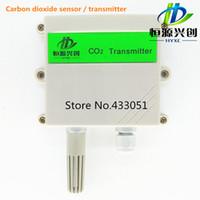 Wholesale Supply Plumbing - 0-5000ppmCarbon dioxide gas sensor   power supply 12-24V   CO2 Transmitter   output signals: 4-20MA   0-5V   0-10V   RS485free test software