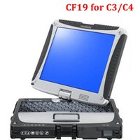Wholesale Fast Citroen - 2017 Top-rated High Quality Toughbook Panasonic CF 19 CF19 cf-19 CF-19 laptop with free shipping by DHL fast
