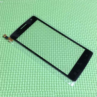 Wholesale thl screen - Wholesale- 100% Best Working New THL 2015 Sensor Glass Panel Touch Screen Digitizer For THL 2015 Mobile Phone Repair Parts Black White