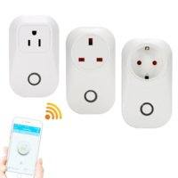 Venta caliente Sonoff S20 Smart adaptador de carga inalámbrico Smart Switch WIFI de control remoto de energía Socket EU / US / UK estándar
