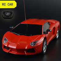 Wholesale Drift Remote - Wholesale-1 24 Drift Speed Radio Remote Control Car RC RTR Truck Racing Car Toy Xmas Gift Remote Control RC Cars