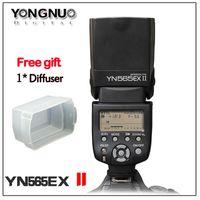 Wholesale Eos T4i - G58 YONGNUO YN-565EXII YN-565EX II I-TTL Flash Speedlite for Canon EOS T4i T3i T2i T1i Xsi Xti 450D 500D 550D 600D 650D 1000D 1100D