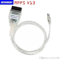 Diagnosekabel SMPS MPPS V13.02 KANN Flasher Chip Tuning ECU Remap OBD2 Professionelle Auto-diagnosewerkzeug auto scanner Neueste