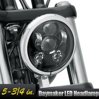 Headlights sportster models - 5 quot Harley Headlight quot New Harley David Daymaker LED Headlamp For Softail Dyna And Sportster Models