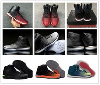Wholesale Sky Brazil - 2016 Retro 31 XXXI Banned USA Brazil Mens Basketball Shoes for Perfect quality With Carbon Fiber Airs 31s XXX1 Training Sneakers Size 7-12