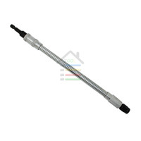 "Wholesale Lock Extension Tools - Magnetic Self Lock Electric Screwdriver Bit Holder Flex Shaft Driver 1 4"" Hex Drive Drill Bit Universal Extension Rod order<$18no track"