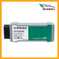 Wholesale Obd2 Wifi For Land Rover - Auto Diagnostic Programming Coding Scanner Tool VXDIAG VCX NANO JRL For Land Rover For Jaguar WIFI Scanner OBD OBD2 Free Shipping