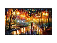 Wholesale Huge Painted Nudes - HUGE HAND-PAINTED Modern Large Wall Decor Oil Painting On Canvas(No Frame)