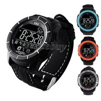 Wholesale android bluetooth app for sale - Group buy UU Sport Smart Watch XWATCH For Outdoor Professional Water Proof Bluetooth Smartwatch Wristwatch App Compatible with Android and IOS Phones