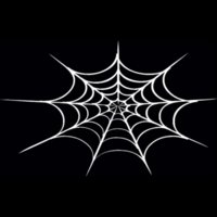 Wholesale Spider Decal Motorcycle - 24*15CM Halloween Spider Web Personality Car Sticker Motorcycle Car Decoration Fashion Accessories Decals C4-0301 Cheap accessori auto