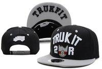 Wholesale Trukfit Snapback For Sale - Top quality cheap sale fashion design men's casual cap TRUKFIT Snapback caps for women hip hop hats baseball caps & hat