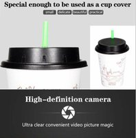Wholesale Hidden Camera Night Motion - HD 1080P Water bottle spy camera Motion Detetion Portable water cup hidden pinhole camera Home security Camera support Night vision