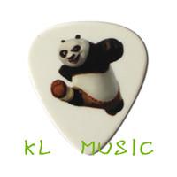 Wholesale Image Guitar - KungFuPanda image guitar pick,printed guitar pick
