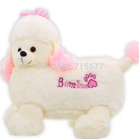 Wholesale Teddy Bears Small Size - 1 piece small size 20 cm cartoon Creative girl child baby dog stuffed plush toys pillow doll Children's birthday present
