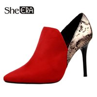Pumps black suede slingbacks - Wed shoes new fashion women shoes sexy nightclub thin high heeled women pumps suede women pointed serpentine sapato feminino