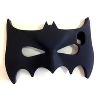 couverture 3d batman achat en gros de-Batman 3D Cartoon Masque Super Hero Silicon Couverture Souple pour IPhone X XS 8 7 6 6 s Plus 6plus 7plus Téléphone Shell Cas Cadeaux