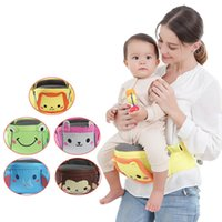 Wholesale Toddler Hip Carriers - Infant Toddler Baby Safety Hipseat Breathable Hip Seat Front Carrier Belt 100% New and Good Quality 2110084