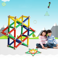 Wholesale Drop Ship Educational Toys - 84 Pcs Set DIY Magformers Toy Bricks Magnetic Blocks Learning And Educational Toys For Children Magformers Drop Shipping