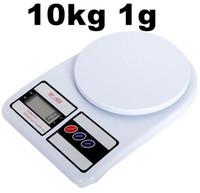 Wholesale Digital Electronic Platform Scales - 10KG 1g Digital household Kitchen Electronic Scales Food Cooking Tools Platform weight balance Baking Measure tool