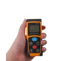 Wholesale Professional Construction - 2016 New Arrival Professional CP-60P Handheld Digital Laser Distance Meter Mini 60M LCDRange Finder Diastimeter For Construction Industries