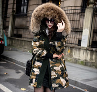 Wholesale Down Jacket Leopard - Wholesale-2016 New Popular high quality down jacket fashion women's Down Winter Coats Jacket Casual Parka Long Thick Outerwear plus XXL