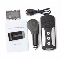 V4.0 Universal Sun Shield Sunshield Multipoint Handy Freisprecheinrichtung Bluetooth Car Kit Freisprecheinrichtung Speakerphone für iphone / HTC / galaxy