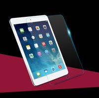 protector de pantalla para onda al por mayor-Para ipad mini 4 Air, Air2 9.7 protector de pantalla de protección de vidrio templado para iPad 2/3/4 con paquete al por menor