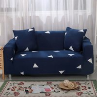 Wholesale Combination Sofa - Simple and modern sofa cushions four seasons general fabric cushion living room combination sofa sets all-inclusive sofa towel cover non-sli