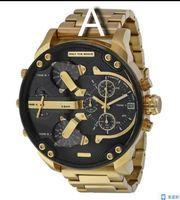 Wholesale New Boy Dress - dz watches men quartz Brand Watch High Quality ARM Fashion & Casual ANI Quartz Watches, men dress Watches ,Boy dress watch leather strap DD