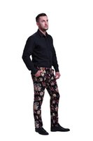 Wholesale Clothing Men Eu - Wholesale-Dress pants men suit pants brand clothing EU size 29-38 inches XZ001