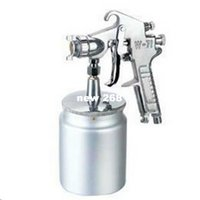"""Wholesale Airless Tips - Hot new 1.3mm 1000cc Tip HVLP Spray Gun Auto Paint Metal Flake Air Inlet 1 4"""" +Wrench"""