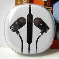 Wholesale Oppo Mp3 - Showkoo Universal Headphone Light Waterproof 3.5mm Plug Luxury Colorful Mp3 Metal Music Earphone Airphone For Vivo R9S OPPO R11