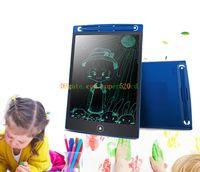 Wholesale Light Write Board - New LCD tablet 8.5 inch bright handwriting board early childhood education children's LCD lcd painting writing board light blackboard