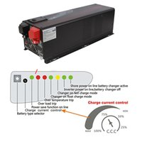 Wholesale Mppt Solar Power Charge Controller - 1000W 12VDC to 220V 230V 240VAC Inverter Power Supply with AVR, 40A 60A MPPT Solar Charge Controller