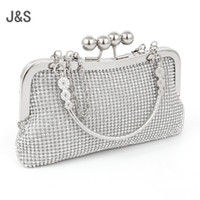 Wholesale New Style Side Bags - Two Sided Diamond handbag NEW Fashion women grapes switch Evening bag luxury Women Elegant Clutch Gorgeous Bridal Wedding Party Bag Free Shi