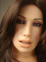 kostenlos japanischen av puppe sex großhandel-Freies verschiffen Sex Puppe AV Schauspielerin RealisticHalf Silikon Japanischen Liebespuppe Erwachsene Männlichen Sexspielzeug für männer 06