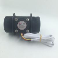 wasser-flow-sensor-schalter großhandel-Wholesale-G1.5, DN40 Wasserdurchflusssensor, Industrieller Durchflussmesser 1,5