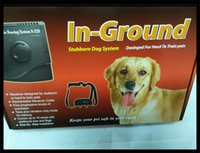Wholesale Ground Pet Fence Wire - upgraded s228 Electric wireless dog fence pet containment system factory lowest price wholesale under ground hidden dog training system