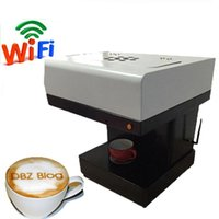 Wholesale Printer Manufacturer - Manufacturer dirctly supply 2017 hot selling edible ink printers for coffee printer food printer selfie coffee drink printer