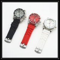 Wholesale Spike Watches - Newest Watch Grinders 40mm Herb Grinder 2 Parts Watch Style Grinder Wheel Heavy Spike Cigarette Herbal Crushers DHL Free