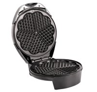 Wholesale Mini Waffle Maker with Non stick Ceramic Cooking Grid for Breakfast