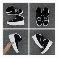 Wholesale Door Trainer - 2018 Retro 9 Black White Gold Basketball Shoes Cheap Men 9s Basketball Shoes Out Door Sports Sneakers Athletic Sport Trainers