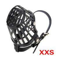 Wholesale Basket Dog Muzzles - 1pcs 7 Sizes High Quality Adjustable Basket Mouth Mesh Mask Muzzle Cage Cover Dog Pet Bite Bark Chewing Animal Safely Security