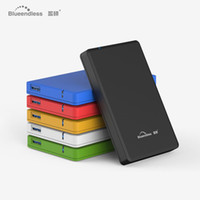 Wholesale Enclosure Housing Case - Wholesale- Sata USB 3.0 HDD Enclosure 2.5 Hard Disk SSD 7.5MM 9MM HDD Case Multi color 5GBPS Reading Writing Speed Hard Disk Housing