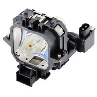 Wholesale Projector Bulb Housing - Free Shipping ELPLP21   V13H010L21 Projector Replacement Lamp for EPSON EMP-53 EMP-73 PowerLite 53c high Quality Bulb with housing 180D Warr