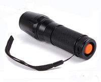 Wholesale Super Lights For Sale - 2016 hot sale Super light flashlight Three lighting modes LED Torches for Camping 1000 Lumen Aluminum Alloy Material change the focal