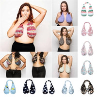 Wholesale Wholesale For Women Bra - HOT 30 colors TATA Nursing Sweat Towel Bra Dripping Tops Boob Breast Protection for Women Maternity