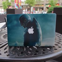 Captain America macbook наклейка macbook decal front Decal Skin Air / Pro / retina 13/15