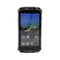 Wholesale original waterproof cell phones resale online - Original GuoPhone V9 IP68 MTK6572 Dual Core mb gb Waterproof Shockproof smartphone Android GB ROM WCDMA G cell Phone